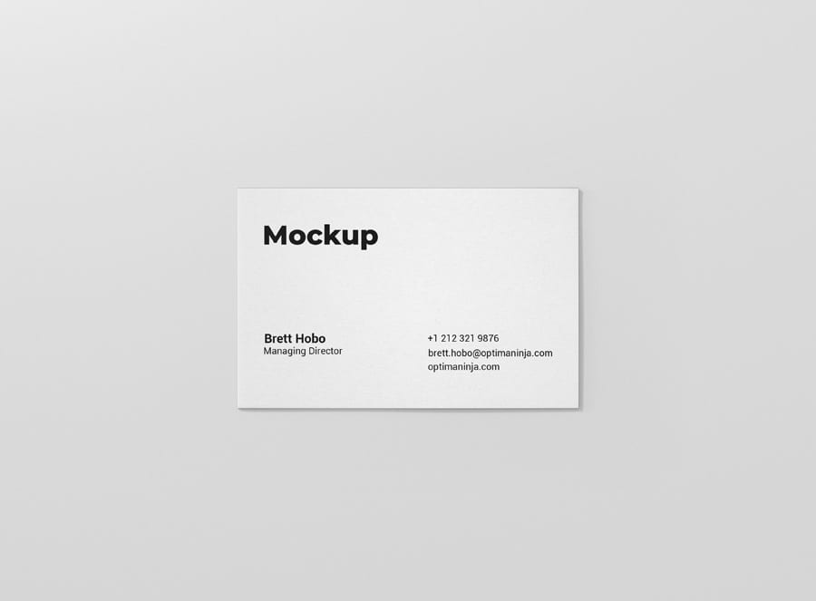 Business card-2